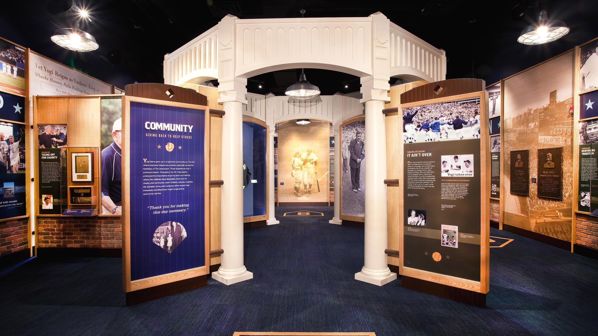 The Yogi Berra Museum & Learning Center