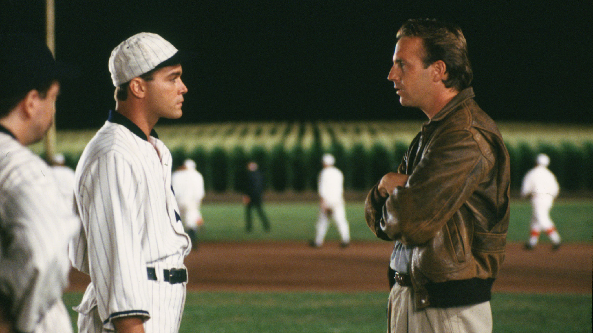 Ray Liotta and Kevin Costner - Field of Dreams