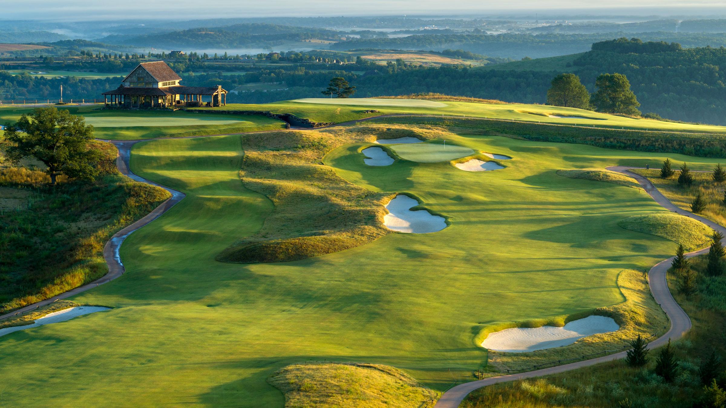 Branson, Missouri – America's Emerging Midwest Golf Destination