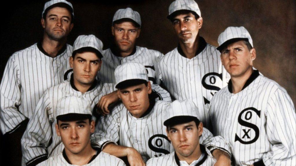 Eight Men Out - Cast Photo