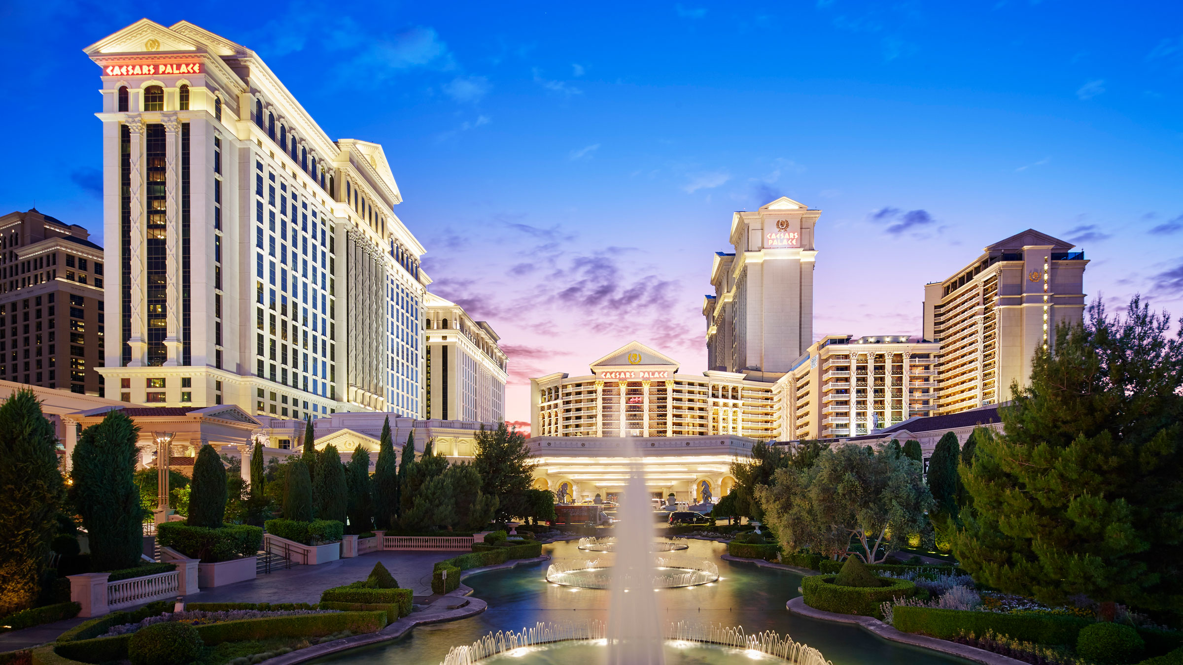 Caesars Palace, Las Vegas, Nevada   Source: Caesars Entertainment