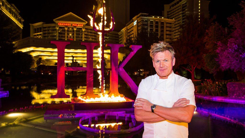 Gordon Ramsay Hell's Kitchen at Caesars Palace   Source: Caesars Entertainment